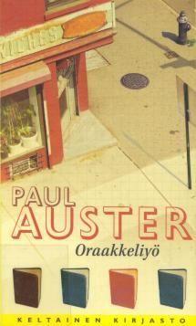 Auster: Oraakkeliyö 2003 suom. 2006
