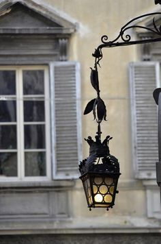 Utcai lámpa, Firenze