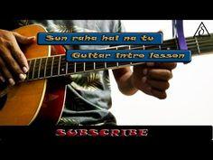 Sun rha hai na tu | Guitar intro lesson | Delta music
