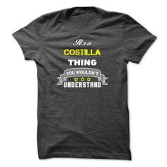 #Hoodie... Cool T-shirts (Best Discount) Its a COSTILLA thing. . WeedTshirts  Design Description: Its a COSTILLA thing, You wouldnt understand.  If you do not utterly love this design, you can SEARCH your favourite one through the usage of search bar on the header....