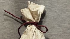 How To Tie Up A Sack- How To Tie The Bag knot