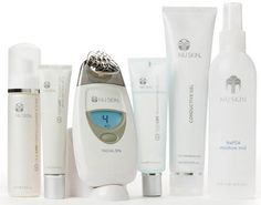 FACIAL SPA PACKAGE — $480.00. Nu Skin has unlocked the future of skin care with its in-home spa, the Nu Skin® Facial Spa with Conductive Gel. Using microcurrent technology, this powerful combination stimulates and tones the skin resulting in an improved appearance. ageLOC SCIENCE: youtu.be/ikO0RiA_nwE