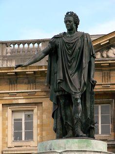 Monument de Louis XV. Reims