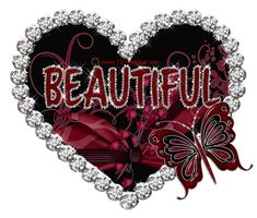 Beautiful Comments and Graphics Codes for Friendster, Myspace, Orkut Beautiful Comments, Beautiful Gif, You Are Beautiful, Beautiful Words, Beautiful Things, Beautiful Pictures, Coeur Gif, Love Heart Gif, Animated Heart