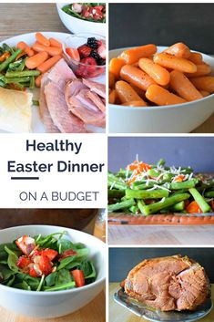 Healthy Easter Dinne