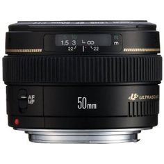 Canon EF 50mm/ 1,4/ USM Objektiv: Amazon.de: Kamera & Foto