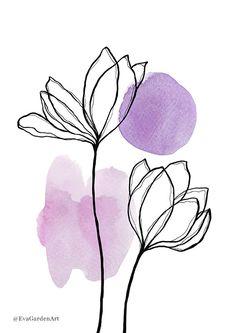 Abstract Line Art, Cute Patterns Wallpaper, Minimalist Art, Zen Art, Doodle Art, Cute Wallpapers, Art Inspo, Flower Art, Aesthetic Iphone Wallpaper