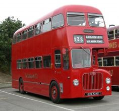 Old City Bus. I remember the Sutton Coldfield, Red Bus, Bus Coach, Busses, Old City, Leicester, Coaches, Birmingham, Campers