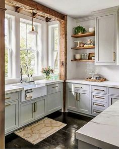 creative small kitchen design and organization ideas 3 ~ my. creative small kitchen design and. Home Decor Kitchen, New Kitchen, Home Kitchens, Kitchen Ideas, 10x10 Kitchen, Small Kitchens, Awesome Kitchen, Apartment Kitchen, Rustic Kitchen
