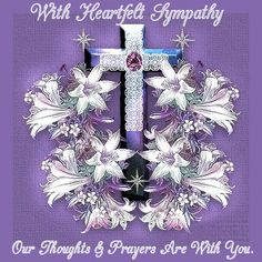 Deepest Sympathy Condolences Quotes by Deepest Sympathy Messages, Sympathy Quotes For Loss, Sympathy Prayers, Sympathy Notes, Words Of Sympathy, Condolences Quotes, Sending Prayers, Sympathy Cards, Sympathy Verses