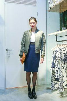 ストリートスナップ [プリシラ]   原宿   Fashionsnap.com