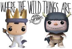 Where the Wild Things Are Pop! Vinyl Figure #toyart