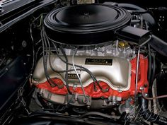 This 1962 Chevrolet Bel Air buuble-top coupe is a full-size classic Chevy car that has a pristine original exterior and is powered by a modified engine - Super Chevy Magazine 1962 Chevy Impala, 64 Impala, Plymouth, Mopar, Dodge, Performance Engines, Chevrolet Bel Air, Unique Cars, Us Cars