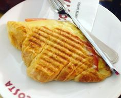 "TheShazWorld on Instagram: ""Its Costa Time before the journey Egg Croissant #zomato #zomatodubai #zomatouae #dubai #dubaipage #mydubai #uae #inuae #dubaifoodblogger #uaefoodblogger #foodblogging #foodbloggeruae #uaefoodguide #foodreview #foodblog #foodporn #foodpic #foodphotography #foodgasm #foodstagram #instagram #instafood #theshazworld #costa #dxbairport #costacoffee"""