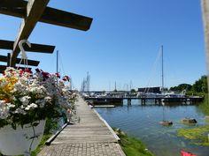 Naturhafen Krummin auf #Usedom #segeln