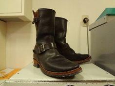 Engineer Boots Repair | CREA BLOG ~レザークラフト&ブーツのソールカスタム~
