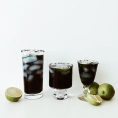 how to make black margs for  your halloween bash @ralphsgrocery #inspiredgathering #ad