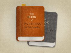 Book of patterns