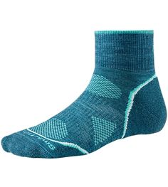 """Pinner says: """"I never wear anything but SmartWool socks. My feet sweat. Most soc. Trail Running Shoes, Hiking Shoes, Best Hiking Socks, Custom Socks, Wool Socks, Athletic Wear, Sock Shoes, Women's Leggings, Me Too Shoes"""