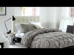 Leather Tufted Headboards: Comfort + Style | west elm
