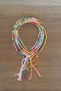 Astounding > Making Beaded Jewelry At Home :-)
