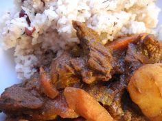 Jamaican Stew Beef | Munch Rat