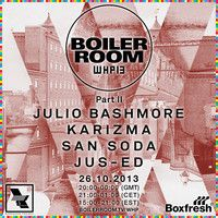 Philippe Zdar (CASSIUS) Boiler Room x Warehouse Project
