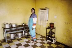 Developing World Colour · Peter Bennett Free State, South Africa, Home Appliances, Cook, World, House Appliances, Appliances, The World