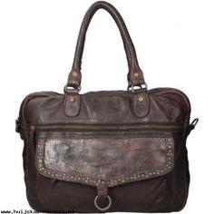 Prijs Goedkoop Tassen desiderius shopper hora dark brown P6RC5ZOW Verlaagt Online