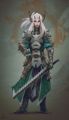 Tagged with fantasy, dnd, dungeons and dragons; More D&D Character art! Fantasy Character Design, Character Design Inspiration, Character Concept, Character Art, Character Ideas, Concept Art, Fantasy Races, Fantasy Armor, High Fantasy