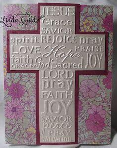 Image result for darice wedding dress word collage embossing folder card