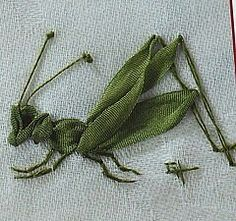 Saltamontes ... oh my, I never thought I'd see a grasshopper I wasn't afraid of! This one's downright cute :-)