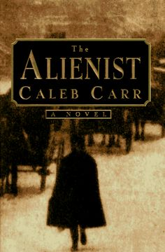 The Alienist by Caleb Carr. If this book were made into a movie one suggestion for the role of Dr. Laszlo Kreizler would be Robert Downey, Jr. What do you think? The Alienist Book, Reading Lists, Book Lists, Reading Room, Laszlo Kreizler, Caleb Carr, Books To Read, My Books, Forensic Psychology