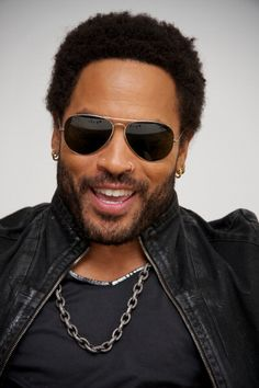 "Lenny Kravitz at ""The Hunger Games"" Press Conference"