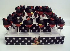 Character Cake Pops by SugarParlour on Etsy, $38.00