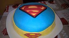 Torta Superman