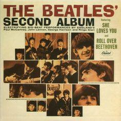 US album release: The Beatles' Second Album