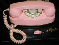 |1| The Princess Phone: Contemporary advertising demonstrates that this telephone was marketed to women, hence the feminine designation 'Princess'. As a result, a broad range of colors were offered, including pink, red, yellow, moss green, black, white, beige, ivory, light blue, turquoise, and gray. http://en.wikipedia.org/wiki/Princess_telephone