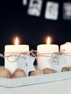 Csináld magad: 4 könnyen elkészíthető adventi koszorú