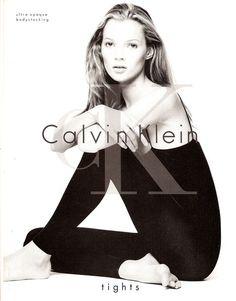 Calvin Klein - Kate Moss