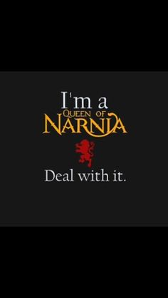 Yep!!! Once a king or queen of Narnia, always a king or queen of Narnia :)))