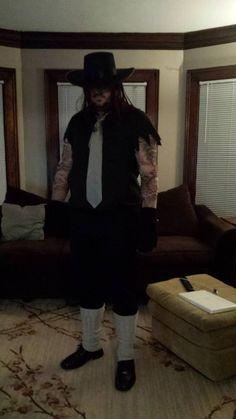 The Undertaker | 22 Amazing Professional Wrestling Halloween Costumes
