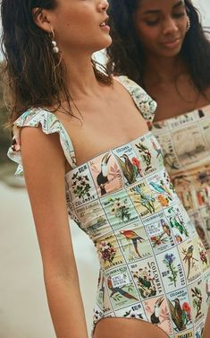 Fashion Week, Look Fashion, High Fashion, Womens Fashion, Fashion Design, 90s Fashion, Classy Fashion, Fashion Today, Bikini Fashion