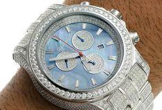Joe Rodeo JMP18 Master Pilot Diamond Watch