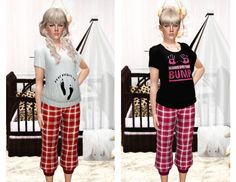 Sunny CC Finds, ladoucesim: Made some shirts since My main sim...
