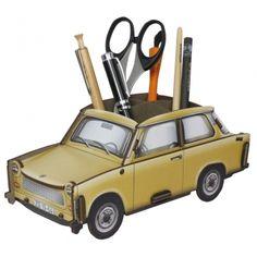 "Werkhaus Shop - Trabant 601 ""Champagnerbeige"" - Stiftebox"