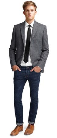 Gentlemen's Styling | Get the Look | Jack Wills