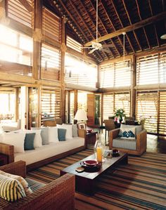 Brandolini´s Retreat - interior- Trancoso -Brazil