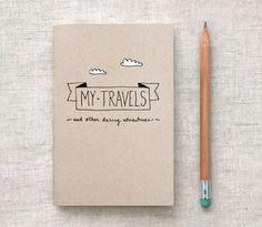 Travel notebook @Kanyon Istanbul