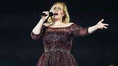 Adele diz que esta deve ser a última turnê de sua vida